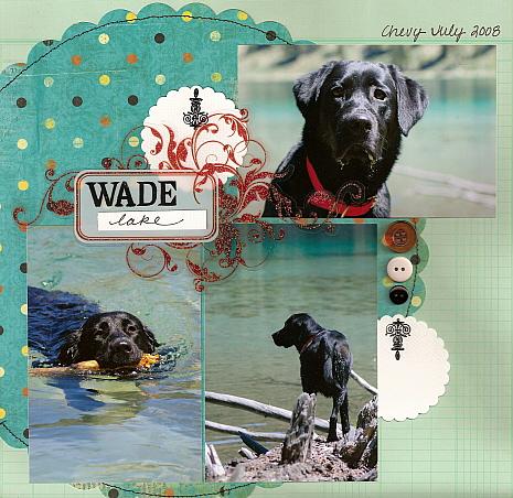 Wade lake
